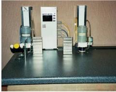 Двухголовочная счетная машина СМ201, СМ202