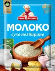 Сухое молоко 26%, 150г
