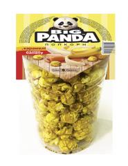 Попкорн  в карамели со вкусом банана (стакан), 60