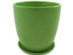 Amsterdam 02.445.15 flower pots with base. -