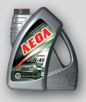 SAE 10W-40 LEOL-Lider engine oil, API SJ/CG-4