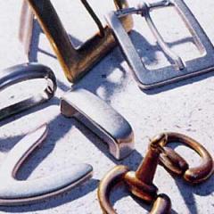 Фурнитура металлическая для галантерейной промышленности