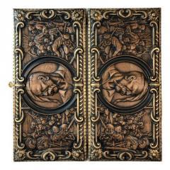 Женская резная сумка ручной работы из...