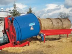 SOLOMOREZA, GRINDERS AND CRUSHERS FOR STRAW