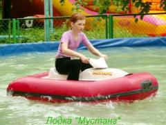 "Electroboat ""Mustang"