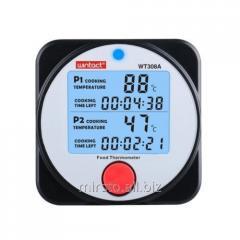 Термометр для гриля (мяса) 2-х канальный