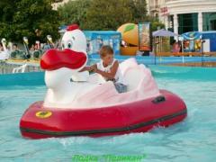 "Electroboat ""Pelican"
