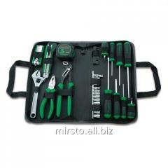 Набор инструмента комбинированный 43ед. в сумке