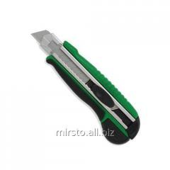 Нож универсальный с автоматической сменой лезвий +