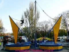 "Extreme trampoline of ""Fantastic"