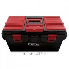 Ящик для инструмента 4 секции (пластик)