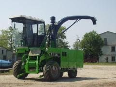 Combine fodder harvesting MARAL-125 E281