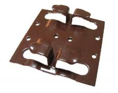 Clamp for ceramic tiles