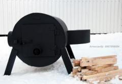 """Furnace potbelly stove """"Brest 500"""