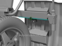 Cканер колеса 3M798 для балансировочных стендов