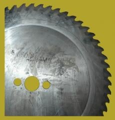 Пилки дискові сегментні пилки Геллера
