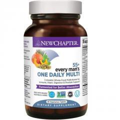 Ежедневные Мультивитамины для Мужчин 55+, Every