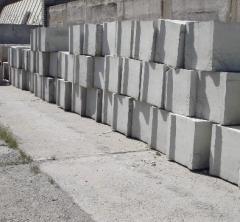 Блоки стеновые железобетонные