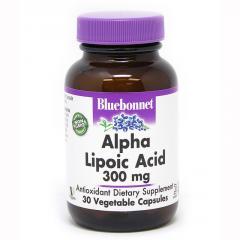 Альфа Липоевая Кислота 300 мг, Bluebonnet