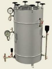 Autoclave steam, VK-75 sterilizer