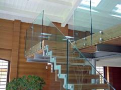 Handrail glass | Sokolglass