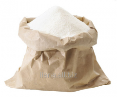 The serum demineralized. The dry whey