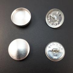 Пуговица под обтяжку на металлической ножке №28 - 16,5 мм (СТРОНГ-0238)