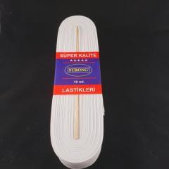 Резинка для одежды широкая STRONG 4см Белая (СТРОНГ-0462)