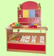 Shop dityachy Umka 1000х600х1200