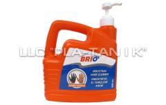 Жидкое ароматизированное средство для очистки рук