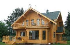 Houses are energy saving, Termodoma, isohouses,