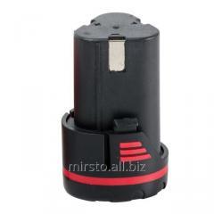 Аккумулятор Li-ion 12В, 1.3 Ач для шуруповерта