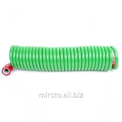 Шланг для полива спиральный 7,5 м с конекторами