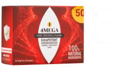 Капсулы от бессонницы 4 Mega (Фор Мега)