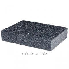 Губка для шлифования 100x70x25 мм,  оксид...