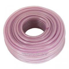 Шланг PVC высокого давления армированный 6 мм x 50