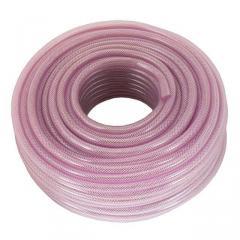 Шланг PVC высокого давления армированный 8 мм x 50