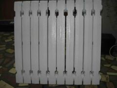 Радіатори чавунні (батареї)