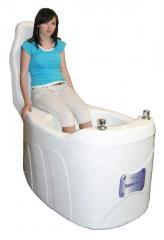 "Vortex tray for legs of ""KUPAVA"