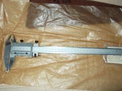 Штангенциркуль разметочный ШЦТ-II-500-0                   05 с твёрдосплавными губками
