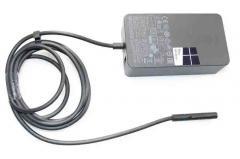 Блок питания Microsoft 1735 15V 4A 60W thin black tip Оригинал