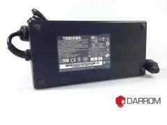 Блок питания для ноутбука Toshiba PA3546E-1AC3 for Qosmio X300-1 19V 9.5A 180W (4 pin круглый) Оригинал