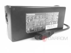 Блок питания для ноутбука TOSHIBA Qosmio G15 G25 PA3237U 15V 8A 120W (4 pin трапеция) Копия