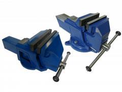 Тиски слесарные 180 мм  ГОСТ 4045-75