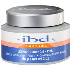 LED/UV Гель IBD Builder Gel Pink 56g, ...