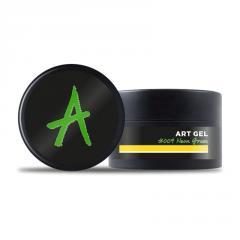 Гель Art Gel #009 Neon Green,  7г(Код:...