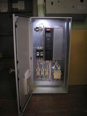 Система управления компрессорной установкой с функциями энергосбережения