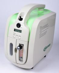 Кислородный концентратор JAY1 с акумулятором...