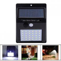 Уличный LED фонарь светильник на солнечной