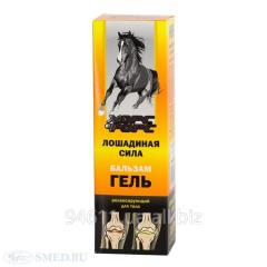 Бальзам-гель для суставов «Лошадиная сила»